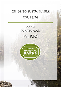 Land of NPs guide to sustainable tourism